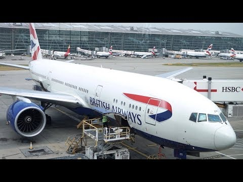 British Airways FIRST Class Review + Heathrow Concorde Lounge - B777-200 - London to Doha (Updated)