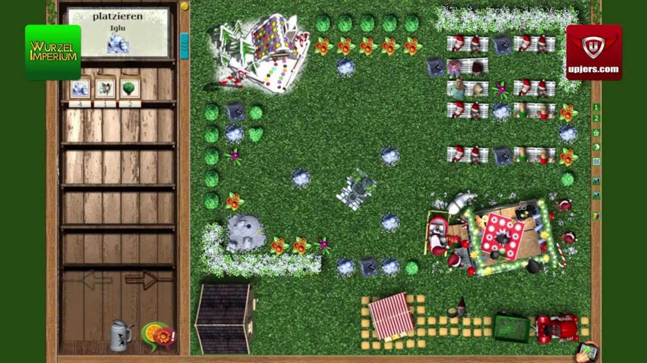 Garten Spiel