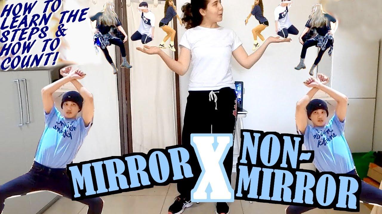 How to learn kpop dances 2 mirror x non mirror how to learn how to learn kpop dances 2 mirror x non mirror how to learn steps how to count baditri Images