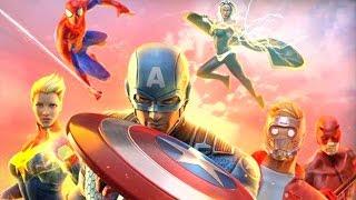 O NOVO JOGO GRATUITO DA MARVEL PARA PS4 & XBOXOne! - Marvel Heroes Omega | INÍCIO | Português