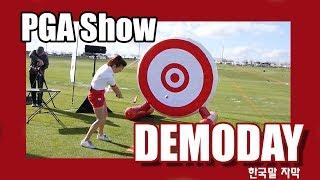 2019 PGA Show DEMODAY | Golf with Aimee