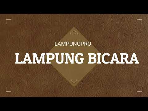 Tim Kreatif Lampung Bicara