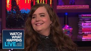 Aidy Bryant Weighs In On #PumpRules Drama | Vanderpump Rules | WWHL
