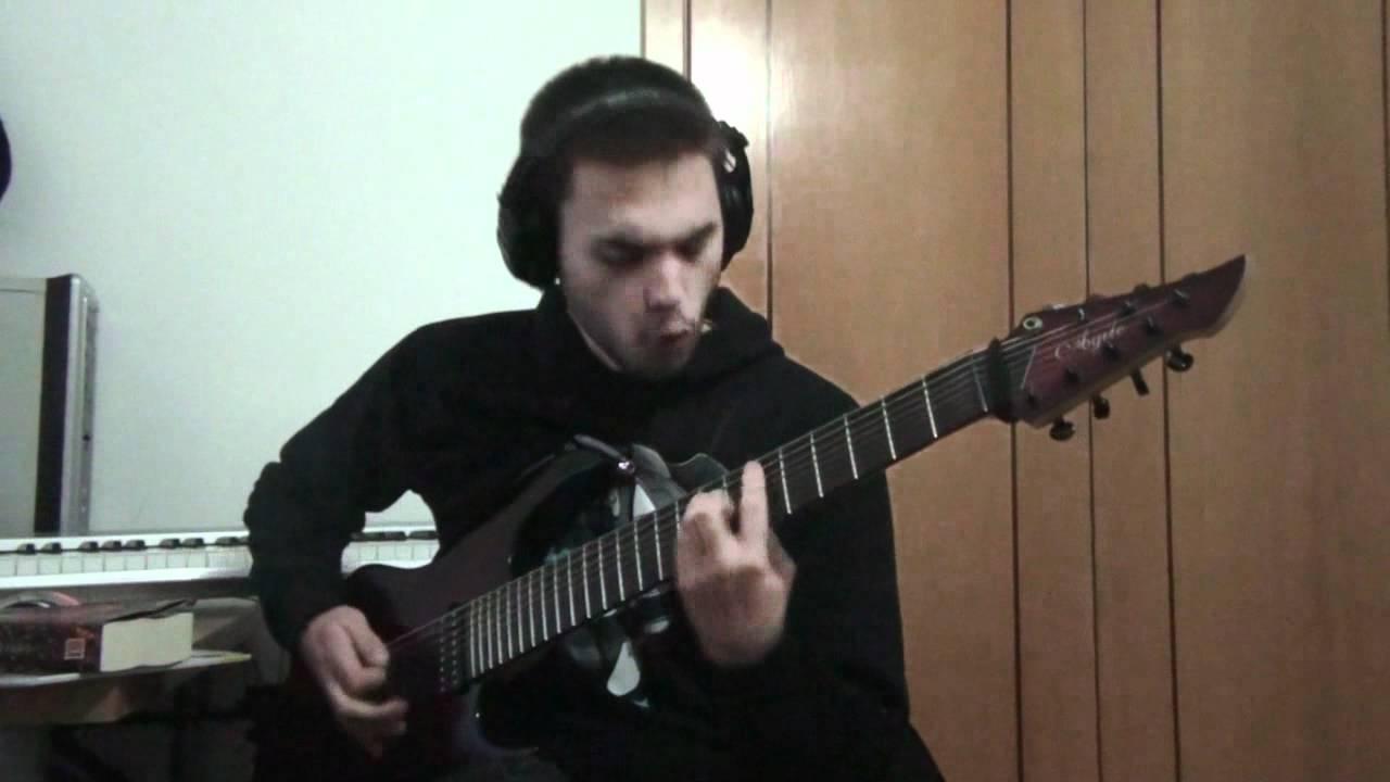 I Square - Hey Sexy Lady Skrillex Remix Guitar Cover -7313