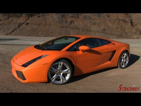 I bought a Lamborghini Gallardo!!!