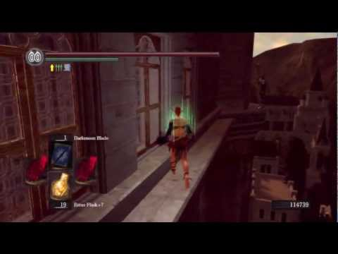 Dark Souls - Anor Londo - 7 ways to beat Greatbow Knights