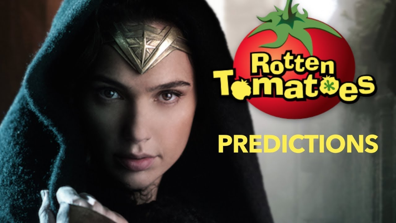 Wonder Woman Rotten Tomatoes Predictions