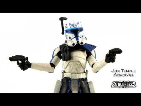 Clone Captain Rex Phase Ii Armor Star Wars The Clone Wars 2012