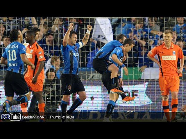 2010-2011 - Jupiler Pro League - PlayOff 1 - 08. Club Brugge - Racing Genk 3-0