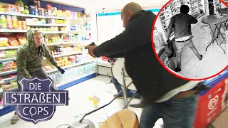 Zwei jugendliche überfallen einen Kiosk  |Die Straßencops