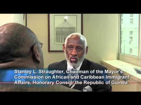 St Hill Reports: Interview of Stanley Straughter