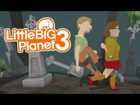LittleBIGPlanet 3 - One.More.Time. [Scooby-Doo DEATHRUN] - Playstation 4
