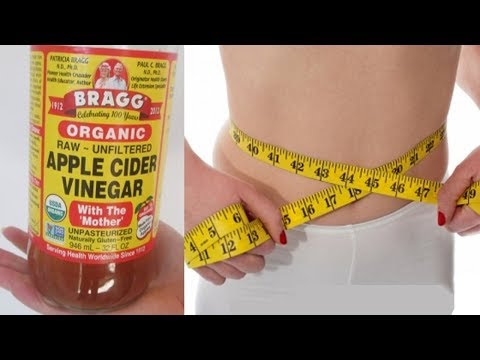 how-to-lose-belly-fat-with-apple-cider-vinegar