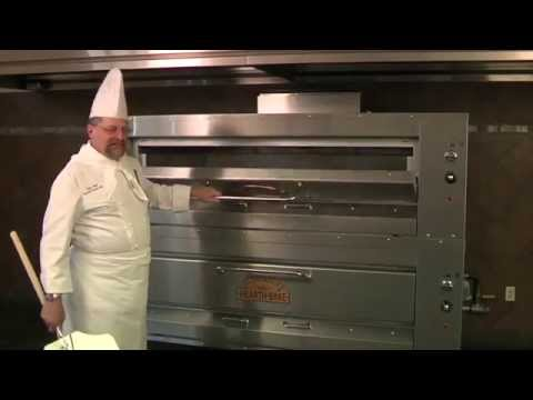 Montague® Pizza Deck Ovens - Technical Details