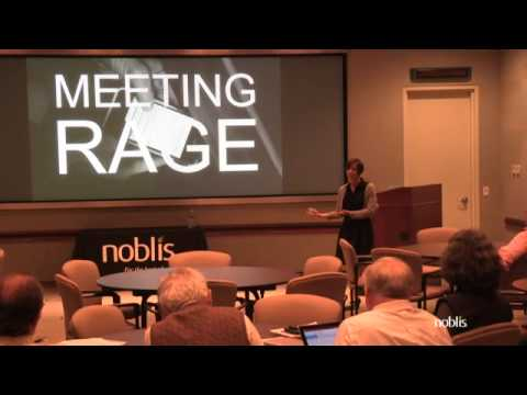 Moments of Impact Author Lisa Kay Solomon Speaks at Noblis