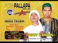 Gema Takbir  - Gerry Mahesa & Brodin - New Pallapa [Official]