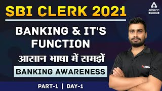 2. Banking System \u0026 Its Functions | Banking Awareness for All Banking Exams