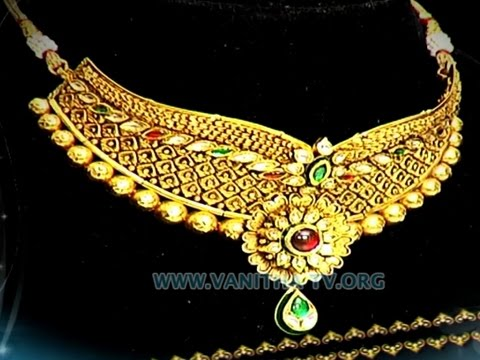 Antique Choker Necklace Designe