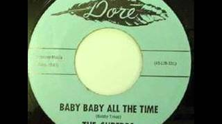 Baby Baby all the time -  The  Superbs (Los Angeles, CA,) 45-Dore715