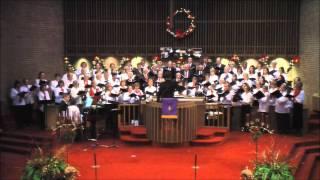 Durham Community Choir performs Silver Bells