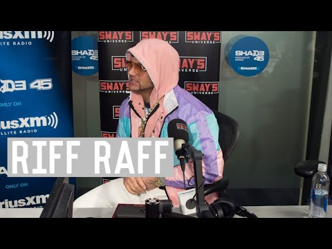 RiFF RAFF Freestyles The 5 Fingers of Death + Talks About Ha