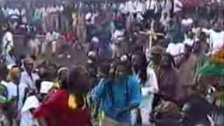 Rastafari Nyabinghi Grounation & CELEBRATION JAMAICA 1994 or 1995