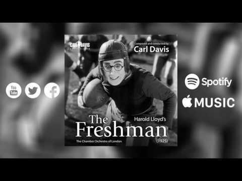 Carl Davis, 'College: Arrival', Harold Lloyd: The Freshman