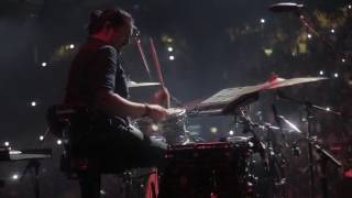 Rey - Christine D'Clario - Luna Park Argentina - Drums and Guitar