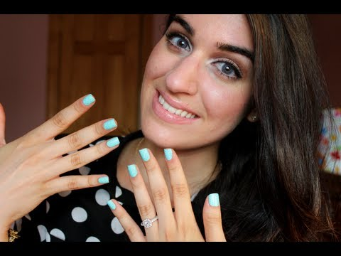 How to Apply Incoco Nail Polish Strips! - YouTube