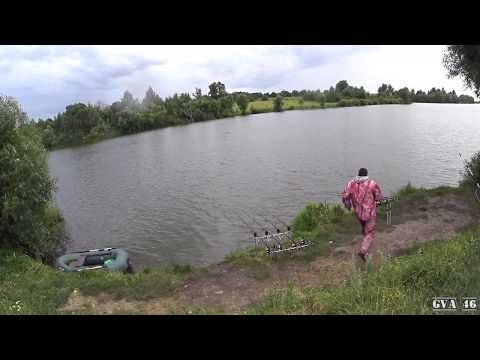 Охота и рыбалка в Курской области