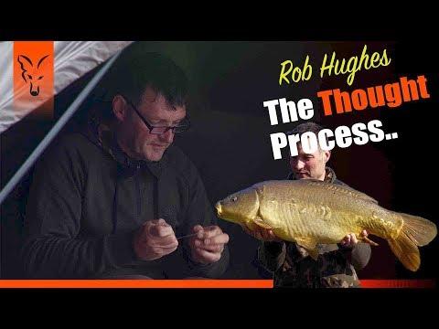 ***CARP FISHING TV*** Rob Hughes 'The Thought Process'