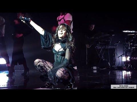 Camila Cabello - Inside Out (Never Be The Same Tour, Vancouver)