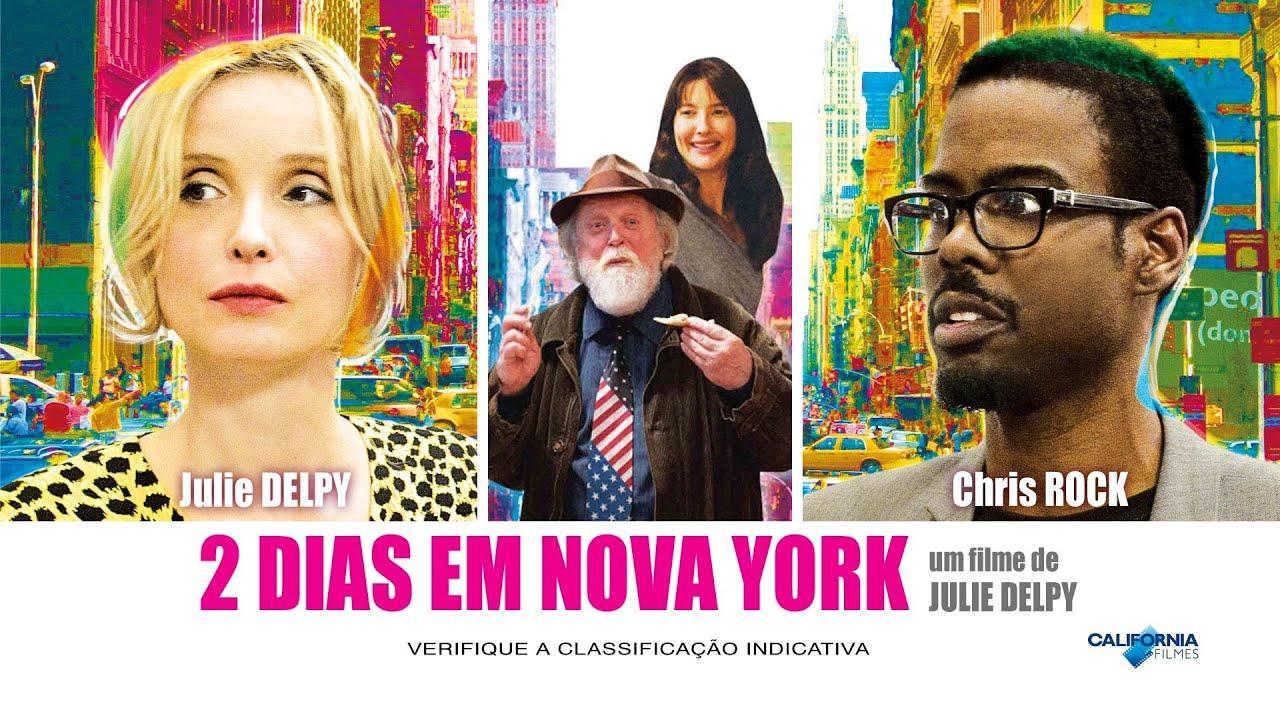 2 Dias em Nova York - Trailer legendado [HD]