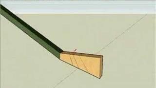 711art - How to draw a hockey stick