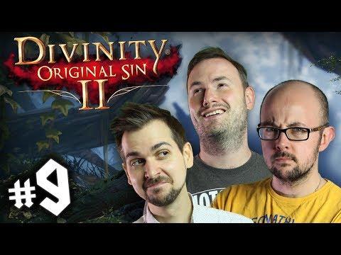 Divinity: Original Sin 2 #9 - Soul Jars and High Judges