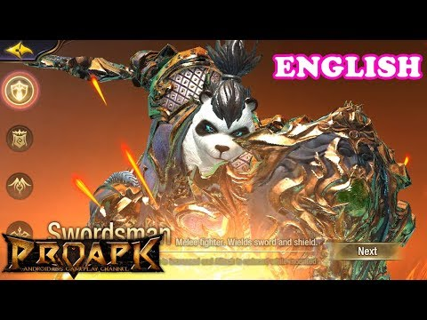 Taichi Panda 3: Dragon Hunter English Gameplay Android / iOS (Open World MMORPG)