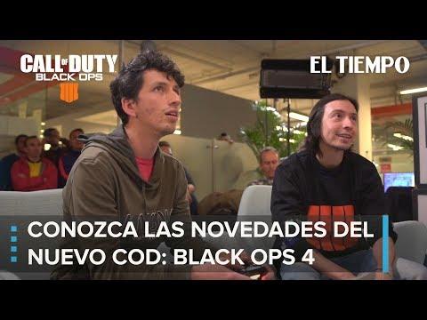 Call of Duty Black Ops vuelve cargado de novedades   EL TIEMPO +Content thumbnail