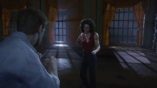 Афроамериканка избивает Дрейка. Новый трейлер UNCHARTED 4: A Thief s End
