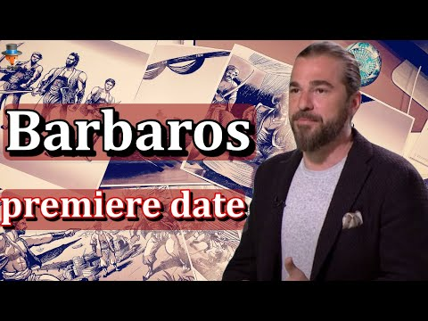 When does the TV show Barbaros start?