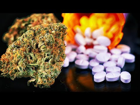 Why The NFL Wants Players Taking Pills Instead Of Using Marijuana