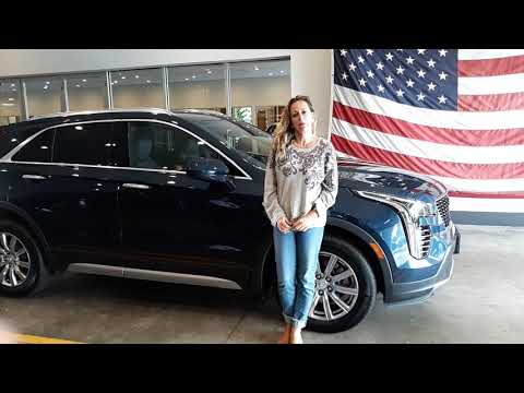 Testimonial Review by Laurie: 2019 Cadillac XT4 at King O'Rourke in