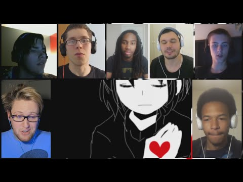"""Stronger Than You - Frisk Response"" By Kur0chi Reaction Mashup"