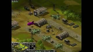 Sudden Strike Gold Edition 2vs1 Bridge MisterPimmler/RetroGamer vs. Gelo Full Gameplay