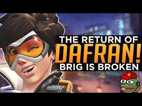 Overwatch: The Return Of DAFRAN! - Brigitte Is Broken thumbnail
