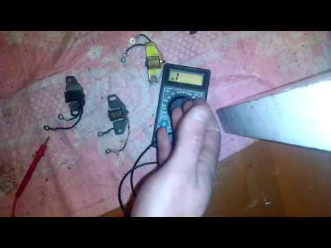 Как проверить датчик генератора мотоцикла Минск и Восход
