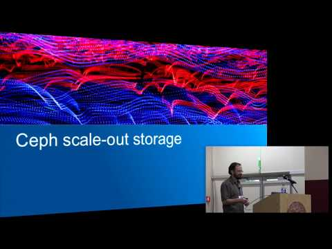 Ceph Scale-out Storage