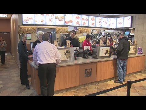 Chick-fil-A opens second location in Connecticut