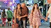 Kuala Lumpur, Malaysia Nightlife Bond Spa Bukit Bintang Area lady
