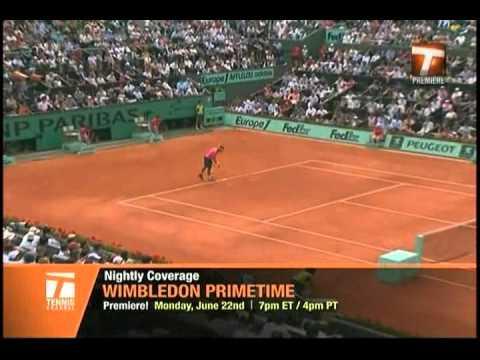 Nadal vs Soderling French open 2009, Set 3