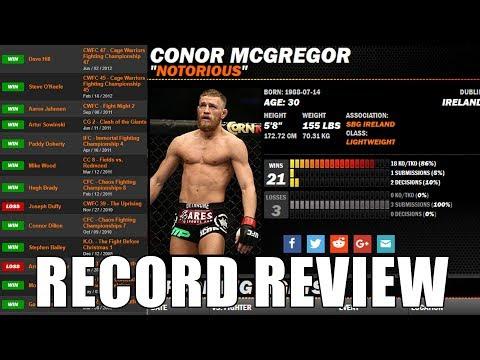 ufc-229-record-review---will-conor-mcgregor-beat-khabib-nurmagomedov?